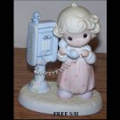 PRECIOUS MOMENTS: Lord Please Don't Put Me On Hold 1998, PM98 Members Only, Sword