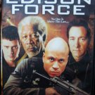 Edison Force (DVD, R) Morgan Freeman, Kevin Spacey, Horror/Suspense Very Good