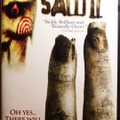 Saw II (DVD, R, Widescreen, CC, 2005) Donnie Wahlberg, Horror Like New
