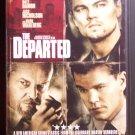 The Departed (DVD, R, 2007, WideScreen) Leonardo DiCaprio, Drama BRAND NEW