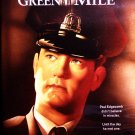 The Green Mile (DVD, R, CC, 2007) Tom Hanks, Drama Like New