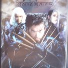 X2: X-Men United (DVD, PG-13, 2003, 2-Disc Set, Widescreen) Action / Adventure Like New