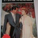 An Affair to Remember (VHS, NR, 1957) Cary Grant, Deborah Kerr, Vintage Comedy Like New