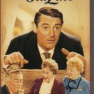Arsenic and Old Lace  (VHS, NR, B/W, 1944) Cary Grant Vintage Comedy Like New