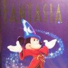 Fantasia:  Walt Disney's Masterpiece (VHS, Clamshell 1991) - Vintage