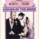 Father Of The Bride (VHS, NR, 1950) Spencer Tracy, Elizabeth Taylor, Vintage Comedy