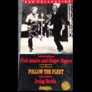 Follow The Fleet (VHS NR 1936)Fred Astaire, Ginger Rogers, Vintage Musical