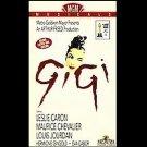 GIGI (VHS, G, 1958) Leslie Caron, Maurice Chevalier, Vintage Musical Like New