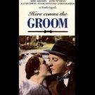 Here Comes the Groom (VHS, B/W, 1951) Bing Crosby, Jane Wyman, Vintage Comedy