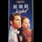 Jezebel (VHS, B/W, 1938) Bette Davis, Henry Fonda, Vintage Drama Like New