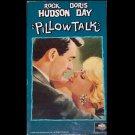 Pillow Talk (VHS, 1959)Rock Hudson, Doris Day - Vintage Comedy