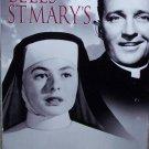 The Bells of St. Mary's (VHS,NR 1945) Bing Crosby, Ingrid Bergman, Vintage Musical Like New