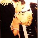 The Eddy Duchin Stoty (VHS, NR, 1956) Tyrone P0wer, Kim Novak, Vintage Musical Like New
