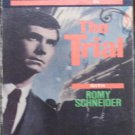 The Trial (VHS, PG, B/W, 1963) Orson Wells, Anthony Perkins, Vintage Mystery