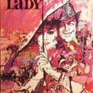 My Fair LAdy (VHS, G, 2-Tape Set, 1964) Audrey Hepburn, Rex Harrison, Vintage Musical