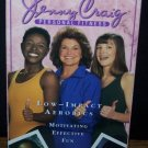 Let's Get Moving  Jenny Craig (VHS 1996)  Exercise / Fitness Like New