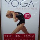 Yoga For Beginners - Patricia Walden (VHS, NTSC, & Free Book) Exercise / Fitness Like New
