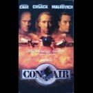 Con Air (VHS, R 1997) Nicolas Cage, John Cusack, - Action / Adventure