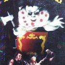 The Funhouse (VHS, R 1998) Directed by Tobe Hooper, Cult Horror Like New