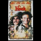Hook (VHS, PG, 1992) Dustin Hoffman,  Robin Williams, Action / Adventure Special Offer