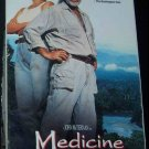 Medicine Man (VHS, PG-13 ) Sean Connery, Drama Special Offer