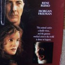 Outbreak (VHS, R, 1992) Dustin Hoffman, Morgan Freeman Thriller Special Offer