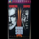 Rising Sun (VHS, R, 1993) Sean Connery, Wesley Snipes,  Thriller Special Offer
