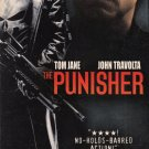 The Punisher (VHS, R, 2004) John Travolta, Tom Jane, Action / Adventure