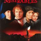 Les Miserables  (VHS, PG-13, 1998) Liam Neeson Drama Like New