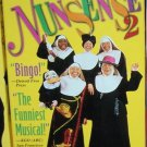 Nunsense 2 (VHS, NR 1997) Rue McClanahan - Musicals, Broadway Like New