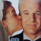 Father of the Bride (VHS, PG 1992) Steve Martin, Comedy Like New