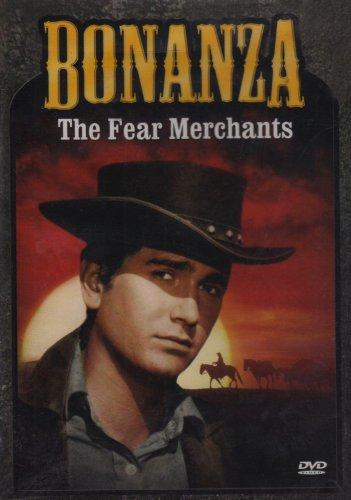 Bonanza: The Fear Merchants  (DVD, NR 2002) Lorne Greene, Michael Landon, Western Like New