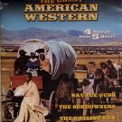 The Great American Western, Vol. 12 (DVD, NR 2003) Chill Wills, Richard Basehart, Western Like New