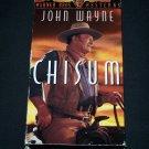 Chisum (VHS, G 1997) John Wayne, Ben Johnson,  Western