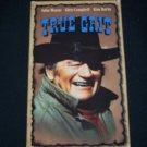 True Grit (VHS, G 1969) John Wayne, Glen Campbell,   Western