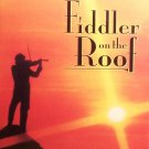 Fiddler on the Roof (VHS, G, 2-Tape Set, 1996) Topol,  Musicals, Broadway