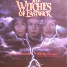 The Witches of Eastwick (VHS, R, 1998) Cher, Jack Nicholson, Comedy