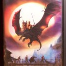 Dragon Heart: A New Beginning (VHS, PG, Clamshell 2001) Chris Masterson,  Fantasy Like New