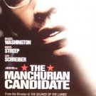 The Manchurian Candidate (VHS, R, 2004) Denzel Washington,  Drama