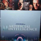 Artificial Intelligence (VHS, PG-13, 2002) Haley Joel Osment, Sci-Fi & Fantasy Special Offer