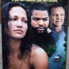 Anaconda (VHS, PG-13, 1997) Jennifer Lopez, Ice cube, Jon Voight, Horror Like New