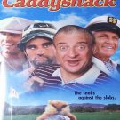 Caddyshack (VHS, Clam Shell, R 1999) Chevy Chase, Bill Murray, Comedy Like New