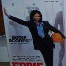Eddie (VHS, PG-13, 1997) Whoopi Goldberg, Dennis Rodman, Frank Langella, Comedy Like New