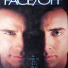Face-Off (VHS, R, 1997) John Travolta, Nicolas-Cage, Action / Adventure Like New