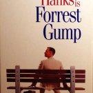 Forrest Gump (VHS, PG-13, 1984) Tom Hank, Drama
