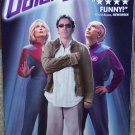 Galaxy Quest (VHS, PG 2000) Tim Allen, Sigourney Weaver, Comedy	Like New