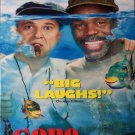 Gone Fishin' (VHS, PG, 1997) Joe Pesci, Danny Glover, Comedy Like New