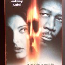 Kiss the Girls (VHS, R 1998) Ashley Judd, Morgan Freeman, Drama Like New