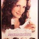 My Best Friend's Wedding (VHS, PG-13, 1997) Julia Roberts, Comedy Like New