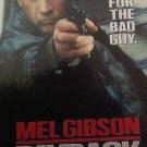 Payback (VHS, R, 1999) Mel Gibson, Action / AdventureLike New